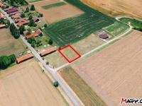 Prodej pozemku, 830 m2, Ohaře