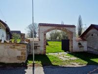 Vjezd - Prodej domu v osobním vlastnictví 698 m², Miskovice
