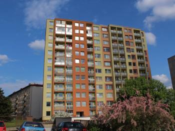 Pohled na dům - Prodej bytu 2+kk v osobním vlastnictví 47 m², Praha 3 - Žižkov