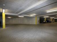 Garážové místo a vjezd do garáží - Pronájem garážového stání 14 m², Kolín