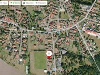 Zdroj: mapy.cz - Prodej domu v osobním vlastnictví 53 m², Býchory