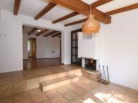 prostor u krbu - Prodej domu v osobním vlastnictví 105 m², Louňovice