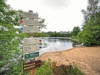 Pohled na Velký rybník - Prodej chaty / chalupy 65 m², Miskovice