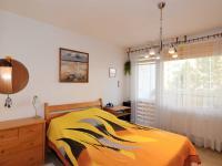 ložnice, 12,8 m2 - Prodej bytu 4+1 v osobním vlastnictví 83 m², Praha 4 - Kamýk