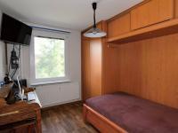 ložnice, 10,2 m2 - Prodej bytu 4+1 v osobním vlastnictví 83 m², Praha 4 - Kamýk