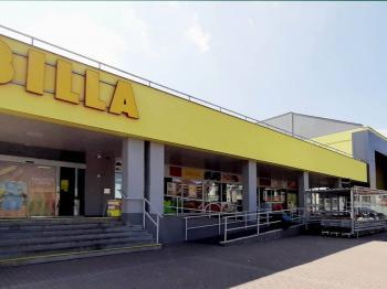 prosperující obchodní síť společnosti Billa - Pronájem komerčního objektu 1500 m², Kolín
