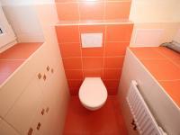 WC u vstupu - Pronájem bytu 3+kk v osobním vlastnictví 64 m², Uhlířské Janovice