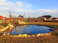 Zahradní hřiště - Prodej domu v osobním vlastnictví 115 m², Cerhenice