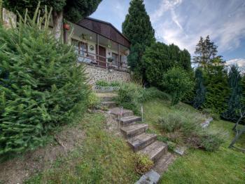 pohled na chatku - Prodej pozemku 500 m², Kolín