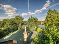 výhled nad chatou - Prodej pozemku 500 m², Kolín