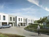 Celkový pohled (Prodej domu v osobním vlastnictví 123 m², Praha 10 - Horní Měcholupy)