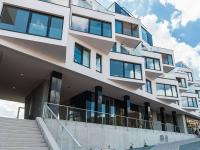rezidenční komplex (Prodej bytu 5+kk v osobním vlastnictví 169 m², Praha 5 - Smíchov)