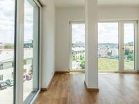 pracovna (Prodej bytu 5+kk v osobním vlastnictví 169 m², Praha 5 - Smíchov)