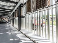 garážová stání (Prodej bytu 3+kk v osobním vlastnictví 129 m², Praha 5 - Smíchov)