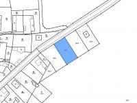 Prodej pozemku 1041 m², Pravy