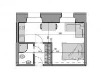 Prodej bytu 1+kk v osobním vlastnictví 23 m², Rokytnice nad Jizerou