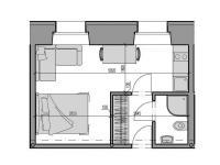 Prodej bytu 1+kk v osobním vlastnictví 22 m², Rokytnice nad Jizerou