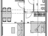 Prodej bytu 2+kk v osobním vlastnictví 37 m², Rokytnice nad Jizerou