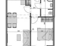 Prodej bytu 2+kk v osobním vlastnictví 39 m², Rokytnice nad Jizerou