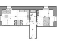 Prodej bytu 2+kk v osobním vlastnictví 38 m², Rokytnice nad Jizerou