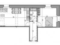 Prodej bytu 2+kk v osobním vlastnictví 40 m², Rokytnice nad Jizerou