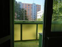 Lodžie - výhled (Prodej bytu 3+1 v osobním vlastnictví 85 m², Litomyšl)