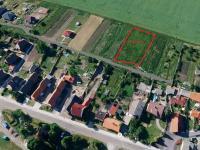Prodej pozemku 1637 m², Podbořany