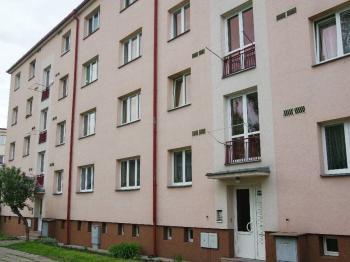 Prodej bytu 1+1 v osobním vlastnictví 35 m², Lanškroun