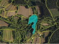 Prodej pozemku 9359 m², Růžďka