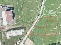 Parcela 2 (Prodej pozemku 1317 m², Vsetín)