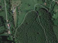 Prodej pozemku 9283 m², Huslenky