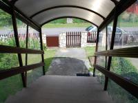 Vstupní schodiště do domu (Prodej domu v osobním vlastnictví 250 m², Řepiště)