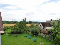 Výhled z 3. pokoje (Prodej domu v osobním vlastnictví 250 m², Řepiště)