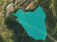 Prodej pozemku 194082 m², Vsetín