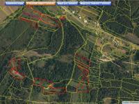 Prodej pozemku 34782 m², Oznice