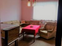 Obývací pokoj s fotbálkem (Prodej chaty / chalupy 160 m², Trojanovice)
