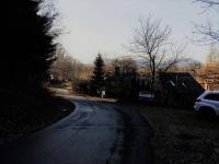 Příjezdová cesta (Prodej chaty / chalupy 160 m², Trojanovice)