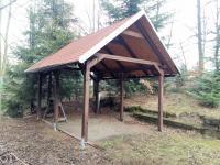 Pergola pro posezení (Prodej chaty / chalupy 160 m², Trojanovice)