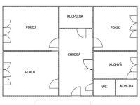 Prodej bytu 3+1 v družstevním vlastnictví 76 m², Ostrava