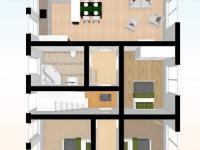 Pronájem bytu 4+kk v osobním vlastnictví 100 m², Kopřivnice