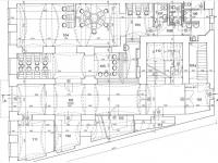 1NP Zavedená restaurace, obchod, kancelář - Prodej komerčního objektu 1228 m², Opava