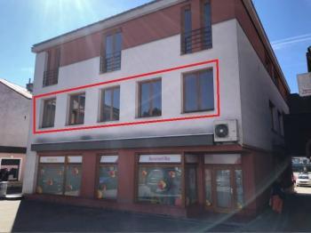 Pronájem obchodních prostor 90 m², Vsetín