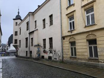 boční pohled - Prodej komerčního objektu 997 m², Jihlava