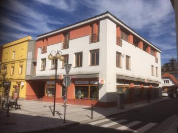 Pronájem obchodních prostor 55 m², Vsetín