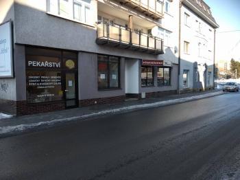 Pronájem obchodních prostor 51 m², Valašské Meziříčí