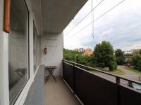balkón - Prodej bytu 3+1 v družstevním vlastnictví 77 m², Ostrava