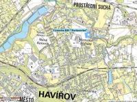 Prodej pozemku 543 m², Havířov