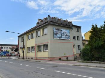 Pronájem skladovacích prostor 160 m², Valašské Meziříčí