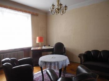 Obývací pokoj - Prodej bytu 2+1 v osobním vlastnictví 88 m², Ostrava