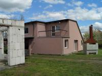 Jihozápadní pohled (Prodej domu v osobním vlastnictví 215 m², Čakovičky)